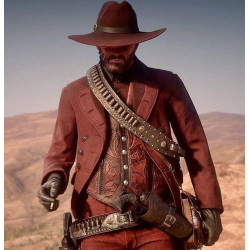 Red Dead Redemption 2 Frock Coat