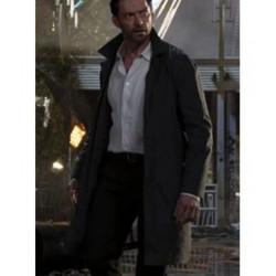 Reminiscence Hugh Jackman Trench Coat