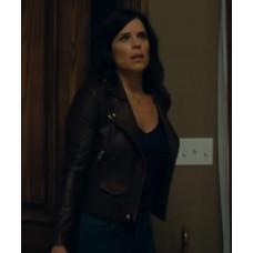 Scream Sidney Prescott Leather Jacket