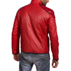 Shazam Captain Marvel Red Jacket