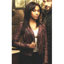 TV Series Sleepy Hollow Nicole Beharie Jacket