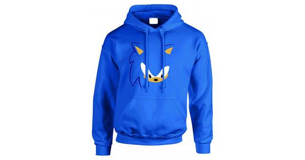 Sonic The Hedgehog Hoodie Celebs Movie Jackets