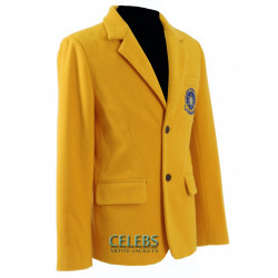 Spiderman Homecoming Yellow Coat