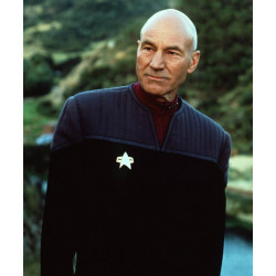Star Trek Picard Jacket