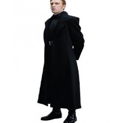 Domhnall Gleeson Star Wars The Last Jedi Coat