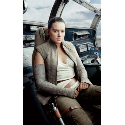 Star Wars The Last Jedi Rey Vest
