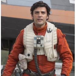 Star Wars The Last Jedi Poe Dameron Vest