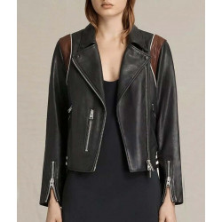 Dex Parios Stumptown Leather Jacket
