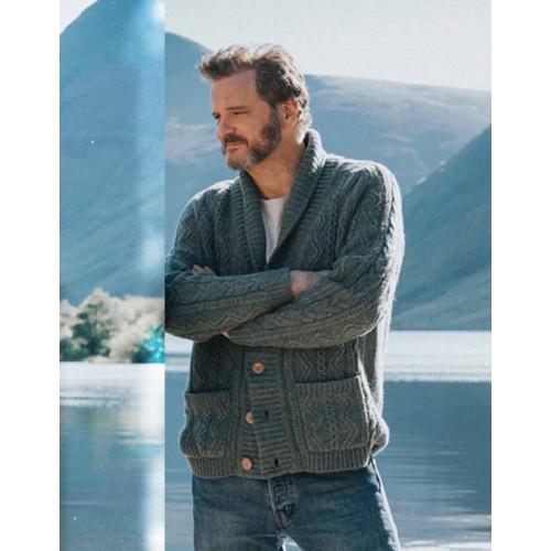 Supernova Colin Firth Sweater