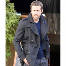 The Captive Movie Ryan Reynolds Black Coat