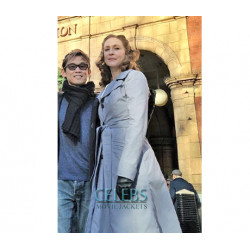 The Conjuring 2 Vera Farmiga Long Coat