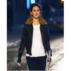 Jessica Henwick The Defenders Fur Jacket