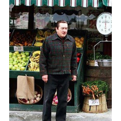The Irishman Frank Sheeran Wool Jacket
