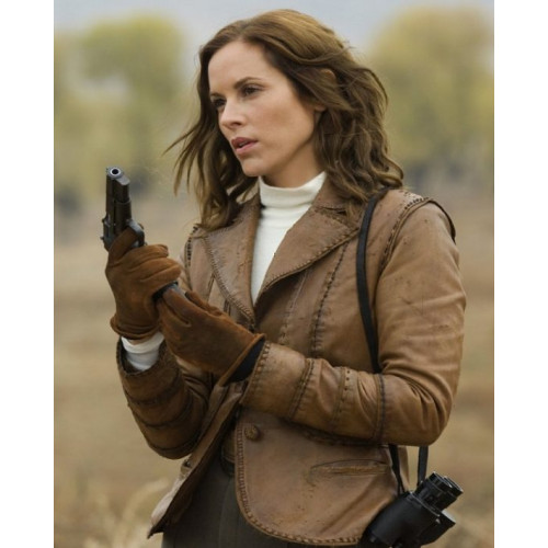Maria Bello Mummy 3 (Evelyn O'Connell) Leather Jacket