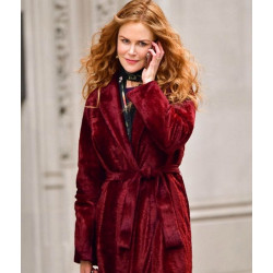 The Undoing Nicole Kidman Coat