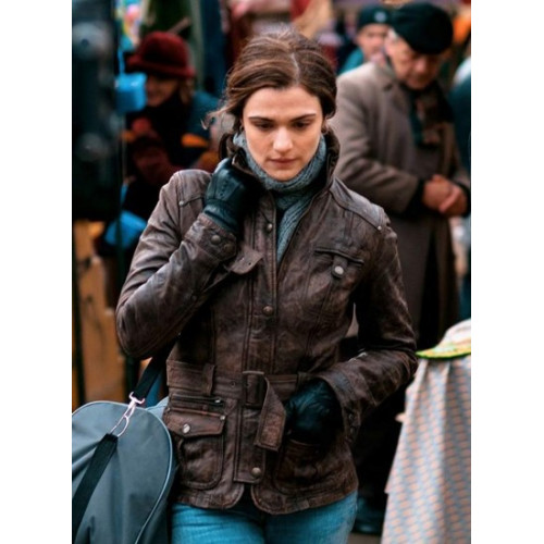 The Whistleblower Rachel Weisz Leather Jacket