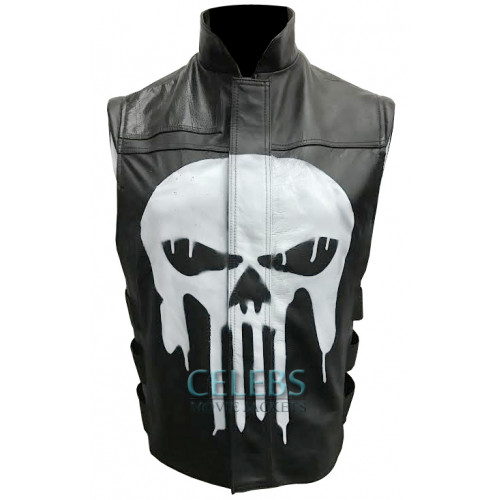 Thomas Jane Punisher's Black Vest
