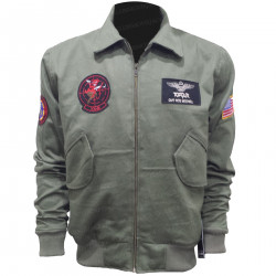 Tom Cruise Top Gun 2 Jacket