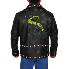Tunnel Snakes Rule Jacket