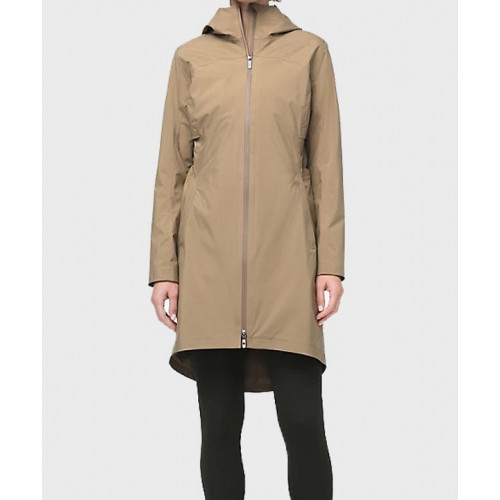 Virgin River S02 Melinda Monroe Beige Coat