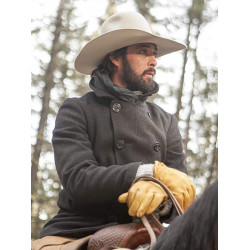 Yellowstone Ryan Bingham Pea Coat