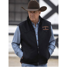 Yellowstone Dutton Ranch Vest