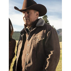 John Dutton Yellowstone Corduroy Jacket