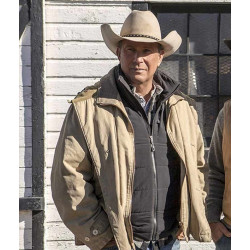 Yellowstone John Dutton Western Jacket