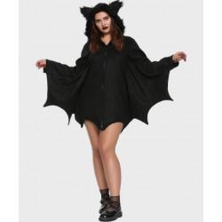 Girl Bat Halloween Costume