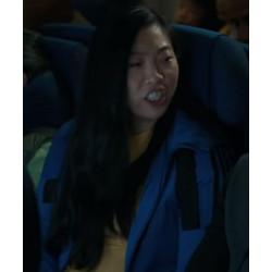 Shang-Chi The Legend Awkwafina Blue Jacket