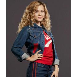 Stargirl Courtney Whitmore Blue Denim Jacket