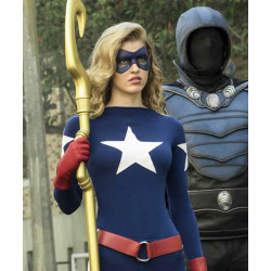 Stargirl Legends Of Tomorrow Blue Costume Jacket