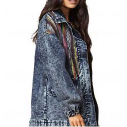 Stargirl Yolanda Montez Blue Jacket