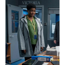 Ted Lasso S02 Dr. Sharon Fieldstone Coat