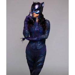 Wildcat Stargirl Purple Costume Jacket